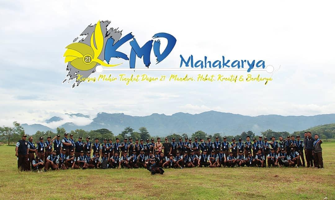 Kursus Pembina Pramuka Mahir Tingkat Dasar (KMD)